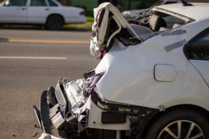 Philadelphia, PA – Two Officers Injured in Car Crash at Chew Ave Intersection