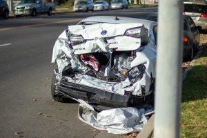 2/27 Barnesville, PA – Daniel Whitenight Injured in Car Crash on Barnesville Dr